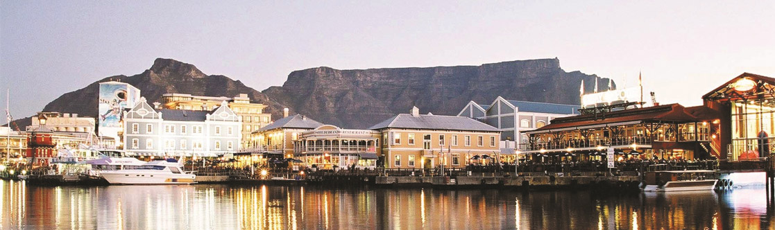 Holiday at the V & A Waterfront